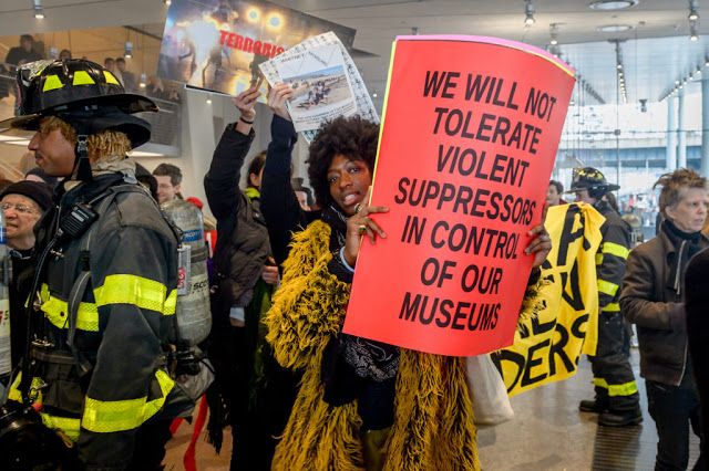 warren-kanders-protest-whitney-1-1024x682