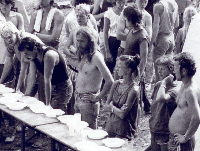 Historische Bilder seit der Gr¸ndung des Malteser Hilfsdienstes 1953