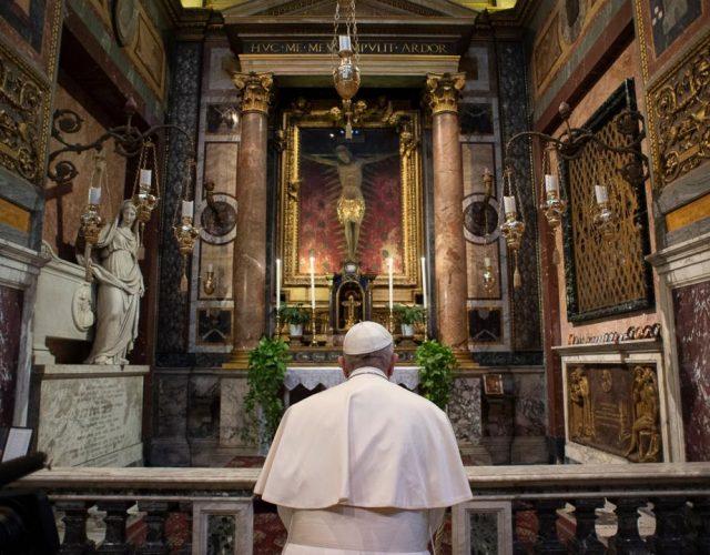 papa-francesco-chiesa-san-marcello