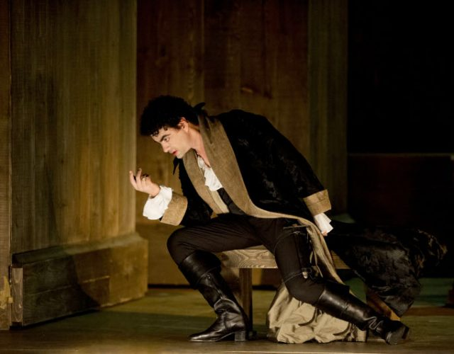 Rolex Testimonee Rolando Villazón, in the role of Lucio Silla at the Salzburg Festival in 2013