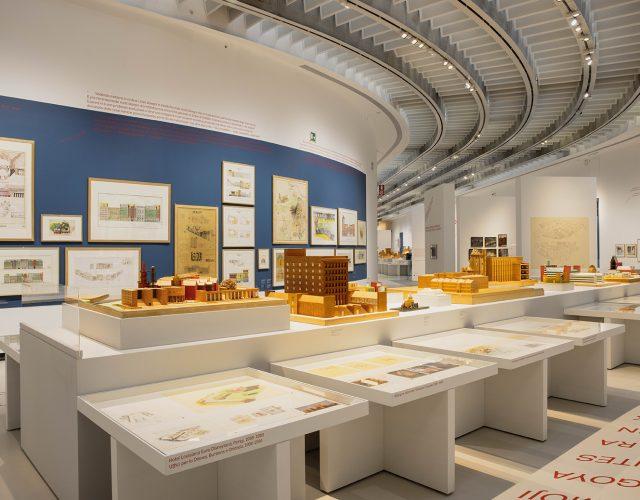 Roma, Museo del MAXXI 09 03 2021 OPENING: ALDO ROSSI, NAVIN RAWANCHAIKU E PREMIO GRAZIADEI ©Musacchio, Ianniello & Pasqualini